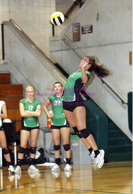 2009 KISHWAUKEE COLLEGE VOLLEYBALL vs IVCC