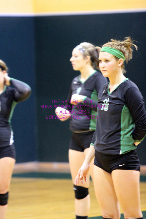 2011 KISHWAUKEE COLLEGE VOLLEYBALL vs HIGHLAND COMMUNTIY COLLEGE